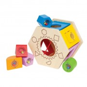 Hape Shake and Match Shape Sorter E0407