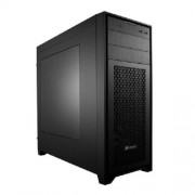 Corsair (CC-9011049-WW) case performance gaming mid tower ATX a elevata aerazione Obsidian 450D con finestra laterale colore nero