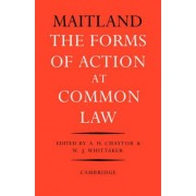Forms of Action at Common Law by F. W. Maitland