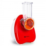Кларщайн Red-Salsa, електрическа резачка за храна, 150W, червена