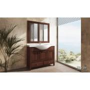 Toscana 105 Fürdőszobaszekrény komplett