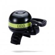 BBB EasyFit Deluxe BBB-14 kerékpár csengő sárga