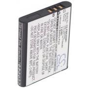 Panasonic HX-WA2 batteri (770 mAh, Svart)