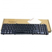 Eathtek Replacement Keyboard with BIG Enter for HP Pavilion DV6 DV6T DV6Z DV6-1000 DV6-1100 DV6-2000 Dv6t-1000 DV6-2150 series Glossy Black US Layout (Not fit for dv6-3000 dv6-6000 dv6-7000 series!!)