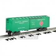 Williams by Bachmann Trains - REA Express- Traditional