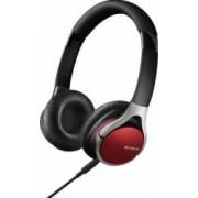 Casti cu microfon Sony MDR-10RC Red