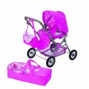 Zapf - Baby Born Combi Deluxe 47,5X16X62,5 Cm
