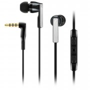 Sennheiser CX 5.00G Canal Earphones Inc In-Line Remote & Mic (Other) - Black