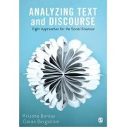 Analyzing Text and Discourse by Kristina Bor