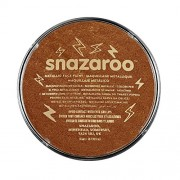 Snazaroo - 18755 - Maquillage - Galet de Fard Aquarellable - 18 ml - Cuivre