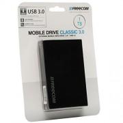 Freecom 35610 1TB Mobile Drive Classic USB 3.0 2.5 Inch External Hard Drive - Black