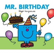 Mr. Birthday by Adam Hargreaves