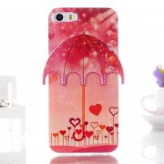 iPhone 5, 5s, SE - 3D Paraplu TPU case, cover, hoesje