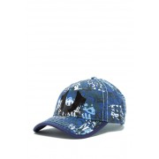 True Religion Clea Gel Print Ball Cap NAVY