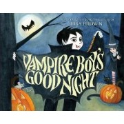 Vampire Boy's Good Night by Lisa Brown