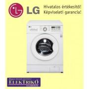 LG F10B8NDA0 elöltöltős mosógép A+++ energiaosztály , 6 kg töltősúly