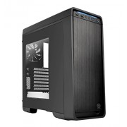 Thermaltake Urban S31 Case per PC, con Finestrino, Nero