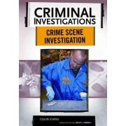 Crime Scene Investigation by Colin Evans