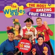 Wiggles 8x8 Storybook - The Most Amazing Fruit Salad by Pty. Wiggles