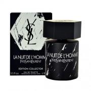 Yves Saint Laurent La Nuit de L´ Homme Edition Collector, Toaletná voda 100ml
