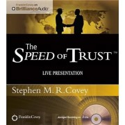 The Speed of Trust by Stephen M R Covey
