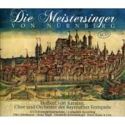 R. Wagner - Meistersingervon.. -Karajan- (0090204643073) (4 CD)
