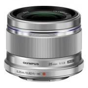 Obiectiv Olympus ES-M2518 (Argintiu) 25mm