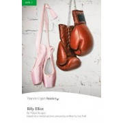 Level 3: Billy Elliot Book and MP3 Pack by Melvin Burgess