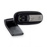 """CAMERA WEB Logitech """"C170"""", VGA Sensor, Video: 640 x 480 pixels, """"960-000760"""" (include timbru verde 0.01 lei)"""