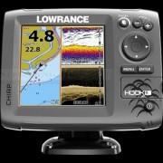 Lowrance HOOK-5X (CHIRP-es)