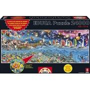 Educa 13434, La vita, Il più grande puzzle del mondo, Puzzle per adulti da 24000 pezzi