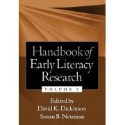 Handbook of Early Literacy Research: Volume 2 by David K. Dickinson