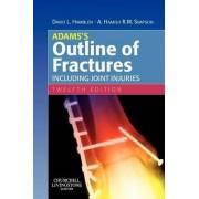 Adamss Outline of Fractures by David L. Hamblen