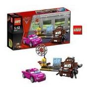 LEGO Cars Mater's Spy Zone - juegos de construcción (Dibujos animados, Multicolor)