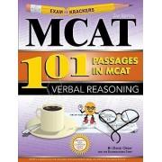 Examkrackers 101 Passages in MCAT Verbal Reasoning by David Orsay