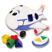 The Learning Journey Remote Control Shape Sorter Jumbo The Jet Plane