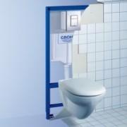 Rezervor incastrat Rapid SL pentru WC