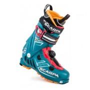 Scarpa F1 Evo Wmn - Arctic blue - Skischuhe 23,0