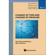 Change of Time and Change of Measure by Ole E. Barndorff-Nielsen