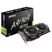 GeForce GTX 1060 ARMOR 6G OC - DVI/HDMI/Tri DisplayPort - PCI Express (NVIDIA avec CUDA)