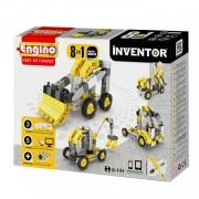 Engino Inventor Werkvoertuigen, 8in1