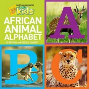 African Animal Alphabet by Beverly Joubert