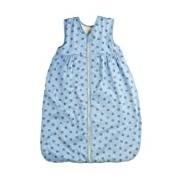 LANA natural wear Unisex Baby Schlafsack Molton Geo Sleeping Bag