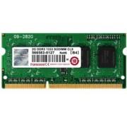 Transcend 2GB DDR3 SODIMM 2GB DDR3 1333MHz geheugenmodule