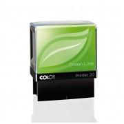 Colop Printer IQ 20 Green Line szövegbélyegző