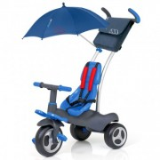 Tricicleta copii Urban Trike Denim 5 in 1 Molto