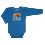 Body maneca lunga bebe /PO4
