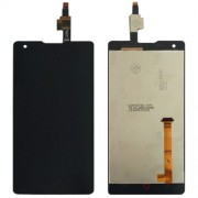 iPartsBuy LCD Screen + Touch Screen Digitizer Assembly for ZTE Nubia Z5 mini / NX402(Black)