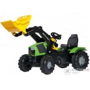 Tractor excavator cu pedale Rolly FarmTrac Deutz-Fahr 5120