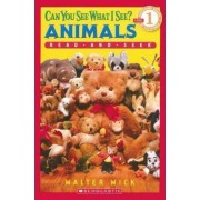 Can You See What I See? Animals by Walter Wick